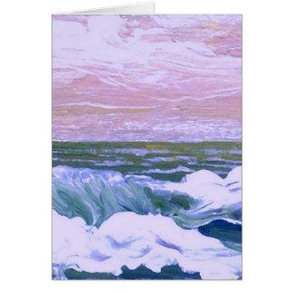 Call of the Sea - CricketDiane Ocean Art Card