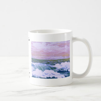 Call of the Sea - CricketDiane Ocean Art Coffee Mug