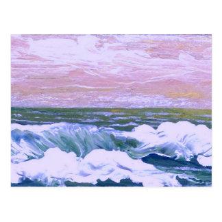 Call of the Sea - CricketDiane Ocean Art Postcard