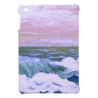 Call of the Sea Ocean Waves Sailing Seascape iPad Mini Case