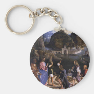 Call of the Sons of Zebedee circa 1510 Keychain