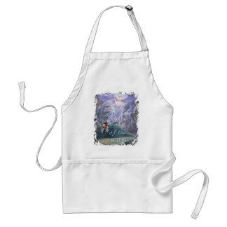 call of the wild adult apron