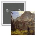 Call of the Wild - Albert Bierstadt Pins