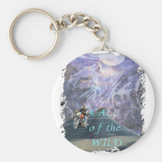 call of the wild keychain
