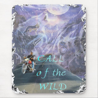 call of the wild mouse pad