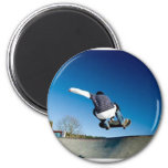 Call Old School 2 Inch Round Magnet