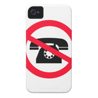 Call Sign No Call Old Fashion iPhone 4 Cover