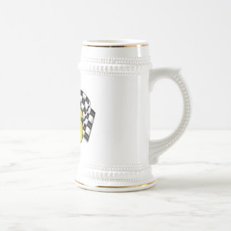 Call The doctor no 46 is world champion again 18 Oz Beer Stein