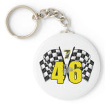 Call The doctor no 46 is world champion again Keychain