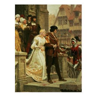 Call to Arms, 1888 Postcard