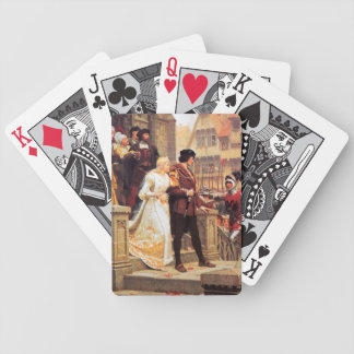 Call to Arms by Edmund Blair Leighton Bicycle Playing Cards