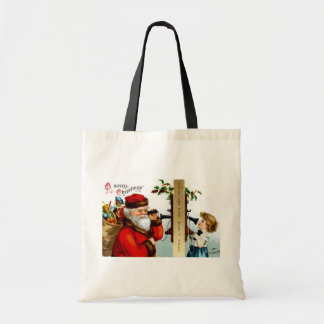 Call to Santa Tote Bag