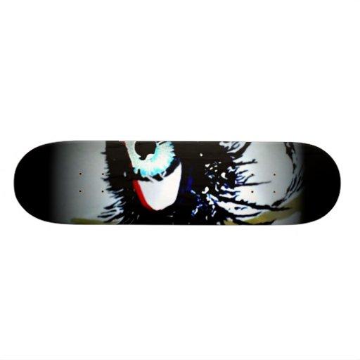 'Call Us Romantics' Skateboard