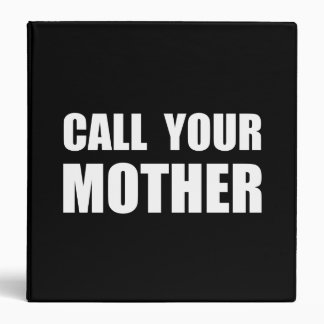 Call Your Mother Binder