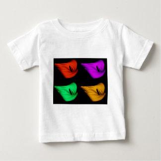 calla colour tshirts