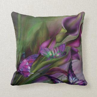 Calla Lilies Art Designer Pillow