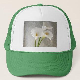 calla lilies hat