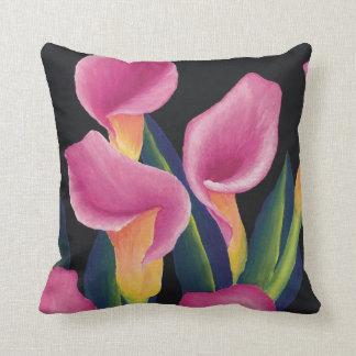 Calla lilies pillows