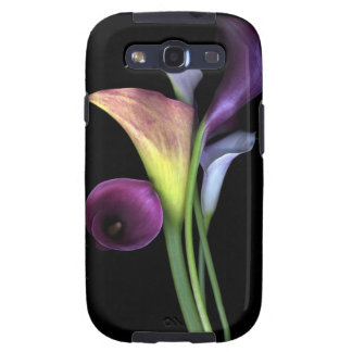 Calla Lilies Samsung Galaxy S3 Case