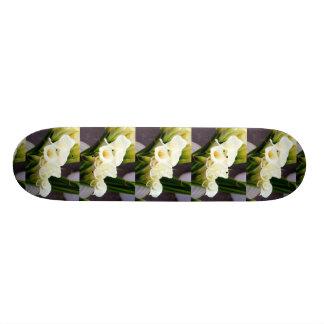 calla lilies skateboard
