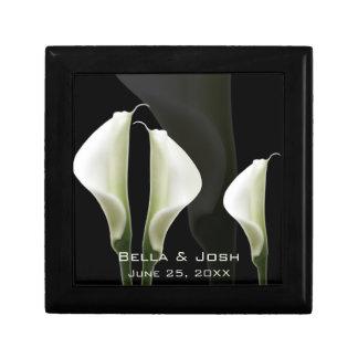 Calla Lilies Wedding Gift Box