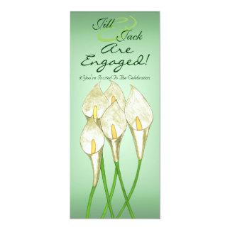 Calla Lilies (White) Card