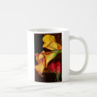 Calla Lillies Coffee Mug
