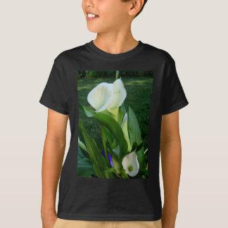 Calla Lillies (white) T-Shirt