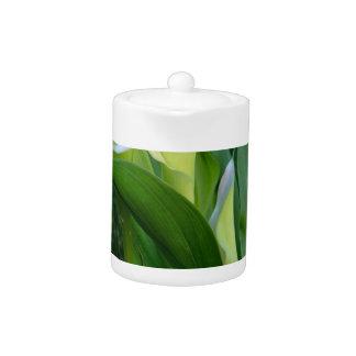 Calla Lillies (white) Teapot