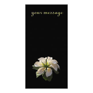 Calla Lilly Bouquet Photo Cards
