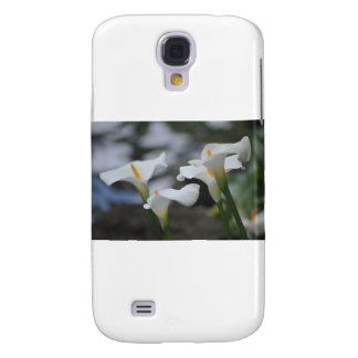 Calla Lilly Samsung Galaxy S4 Covers