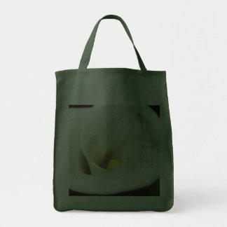 Calla Lily Book Bag