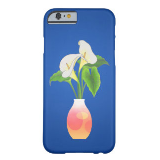 Calla Lily Bouquet Barely There iPhone 6 Case