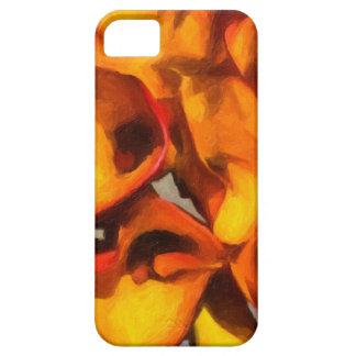 Calla Lily Bouquet iPhone SE/5/5s Case