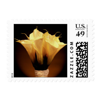 Calla Lily Bouquet Postage