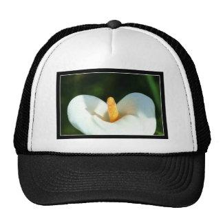 Calla Lily cap Trucker Hat