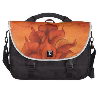 Calla Lily Fire Commuter Bag