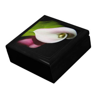 Calla Lily Flowers Gift Box