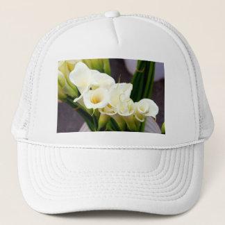 calla lily hat