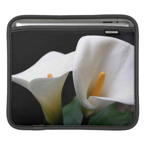 Calla Lily iPad Case Sleeves For iPads