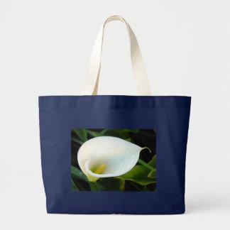 Calla Lily Large Tote Bag