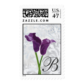 Calla lily - lavendar postage - Customize your own
