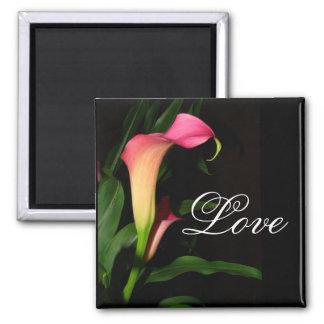 Calla Lily Love Magnet