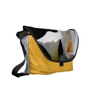 Calla Lily Messenger Bag