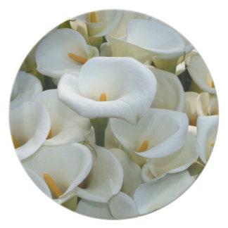 Calla Lily Plantation, Taiwan Dinner Plate