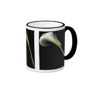 Calla Lily Ringer Mug