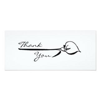 Calla Lily Thank You Card
