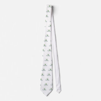 Calla Lily Tie