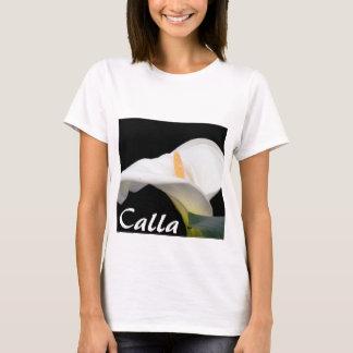 Calla White Gold T-Shirt