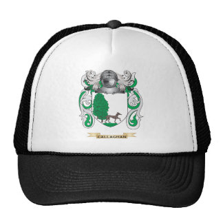 Callaghan Coat of Arms (Family Crest) Trucker Hat